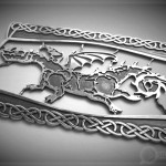 Кулон «Дракон»
