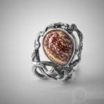 Кольцо «Лесной ситец»