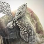 Брошь-кулон «Наяда»