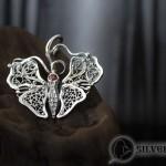Кулон «Бабочка»