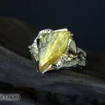 Золотое кольцо «Да»