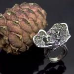 Кольцо «Ежевичник»