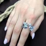 Кольцо «Сирень»